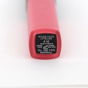 CHANEL Rouge Coco Lip Blush TEASING PINK #416